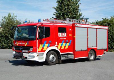 Brandweer Vlaamse Ardennen -