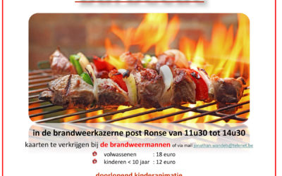 BARBECUE Post RONSE