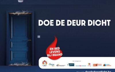 Doe de deur dicht!